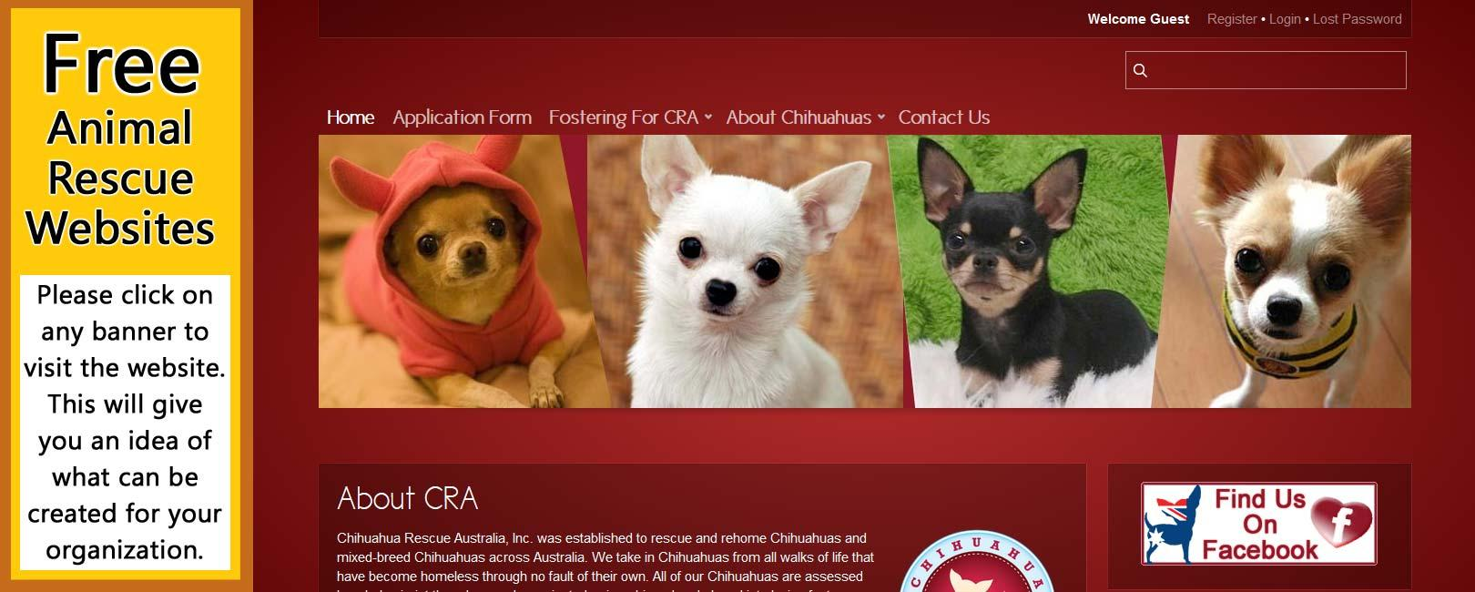 Wel e To Free Animal Rescue Websites